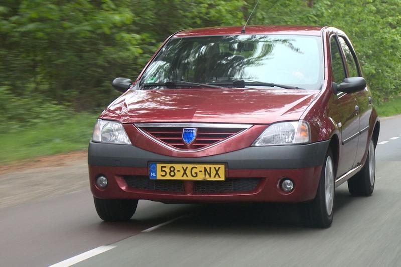 Klokje Rond - Dacia Logan 1.5 dCi - 2007 - 472.172 km