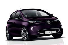 Vernieuwd: Renault Zoe als R110