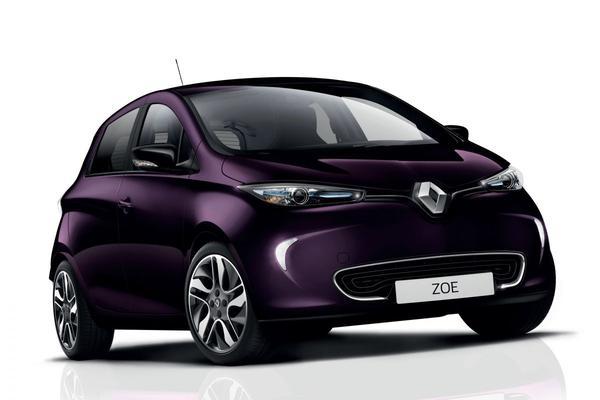 Dit kost de Renault Zoe met R110-elektromotor