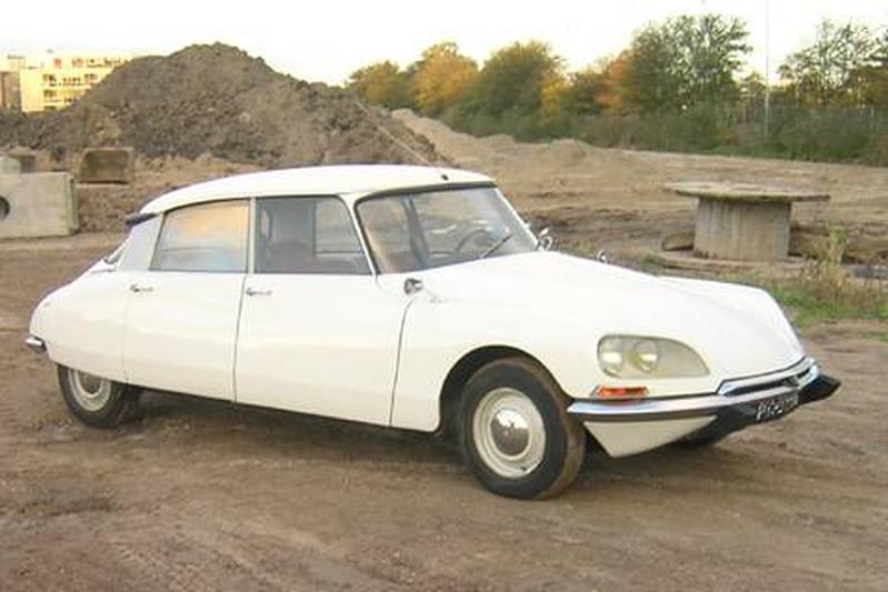 Citroën ID (1969)