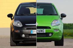 Facelift Friday: Fiat (Grande) Punto (Evo)