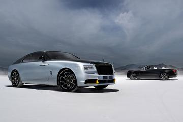 Rolls-Royce eert snelheidsrecord