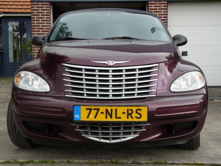 Chrysler PT Cruiser 1.6i Classic (2003)