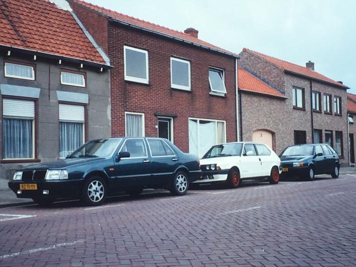Fiat Tipo 1.7 D (1990)