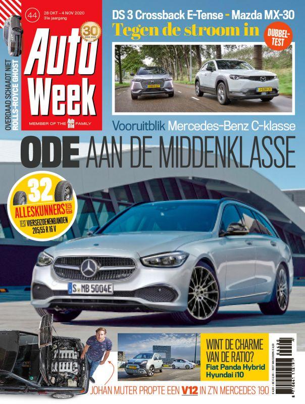 AutoWeek 44 2020