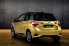 Toyota Yaris Y20 geprijsd