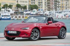 Mazda MX-5 gekroond tot 'World Car of the Year'