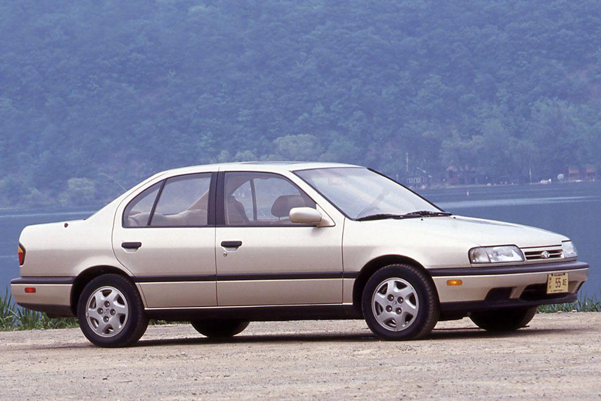 De Tweeling: Nissan Primera - Infiniti G20