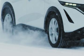 Elektrische Nissan Ariya klaar voor debuut