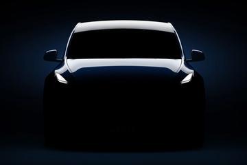Tesla Model Y iets beter in beeld
