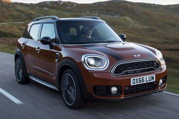 Gereden: Mini Countryman