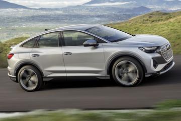 Audi Q4 e-tron én Q4 Sportback e-tron: dik 520 kilometer actieradius