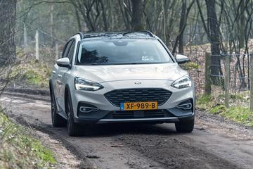 Ford Focus Active - Eerste rijtest
