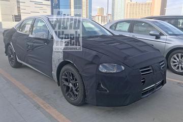 Hyundai Sonata ondergaat metamorfose