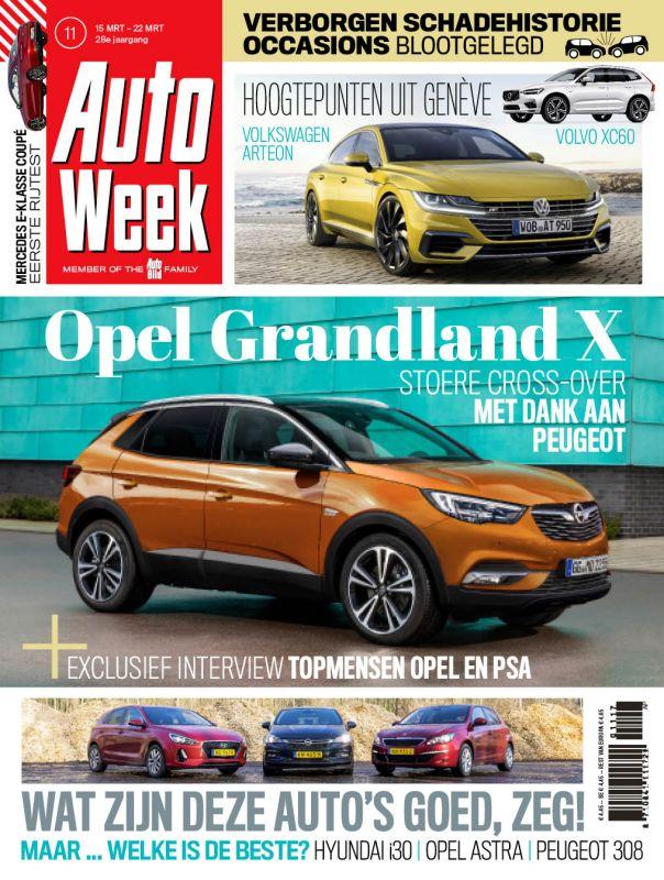 AutoWeek 11 2017