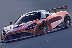 Ook McLaren 720S klaar voor de racerij