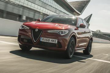 Nieuwe records voor Alfa Romeo Stelvio Quadrifoglio