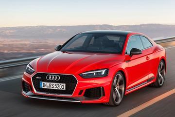Audi A5 nu ook als RS5