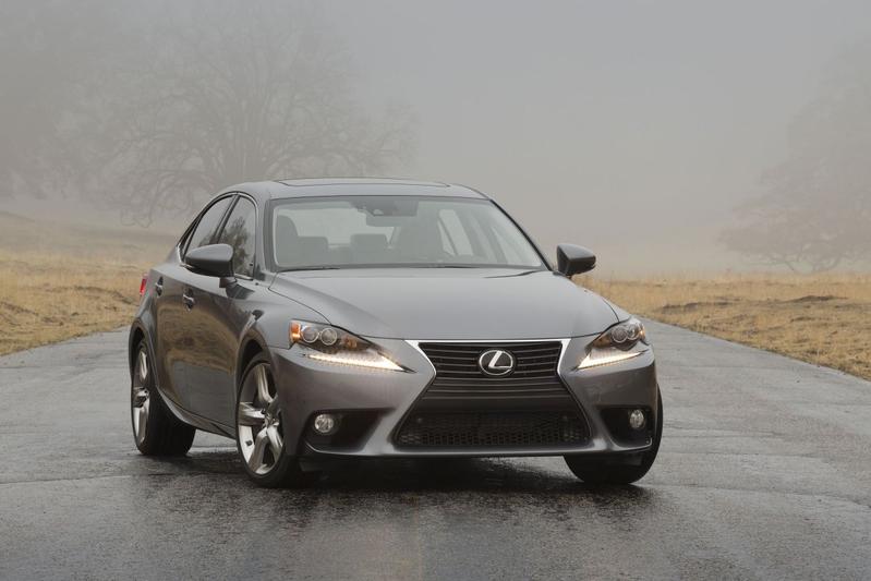 Lexus IS 300h Business Line Pro (2014)