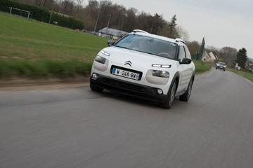 Gereden: Citroën C4 Cactus met Progressive Hydraul