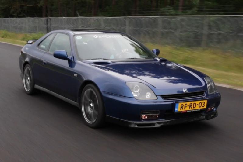 Honda Prelude 2.0i (1997 / 314.168 km) - Klokje Rond