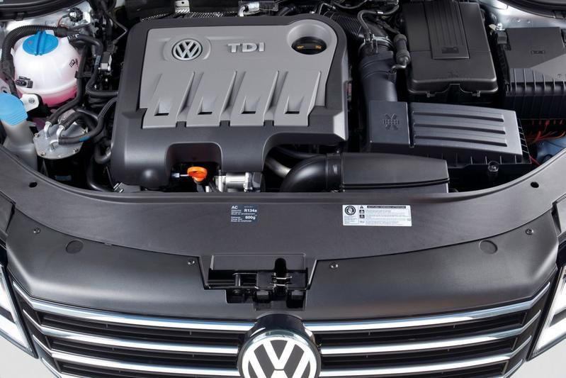 Volkswagen Passat TDI Duits kenteken