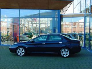 Alfa Romeo 166 2.5 V6 24V Sporttronic (1999)