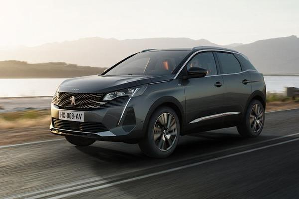 Prijzen nieuwe Peugeot 3008 en 5008 bekend
