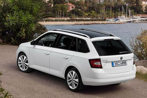 skoda fabia combi 1 4 tdi 66kw style business. Black Bedroom Furniture Sets. Home Design Ideas