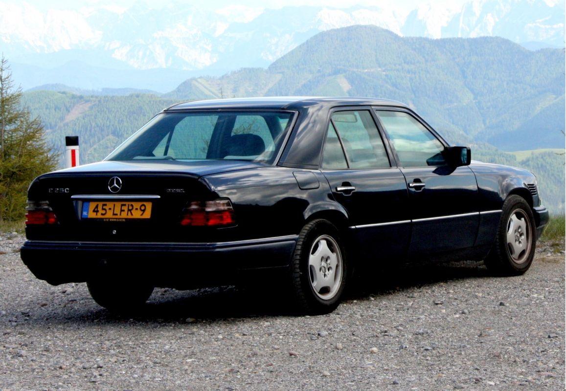 Mercedes benz e 250 diesel 1994 for Mercedes benz 250 diesel