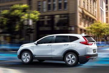 Honda CR-V als Hybrid