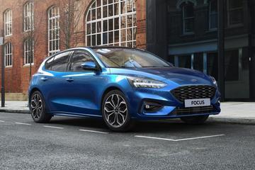 Ford Focus rijker uitgerust en optioneel digitaal dashboard