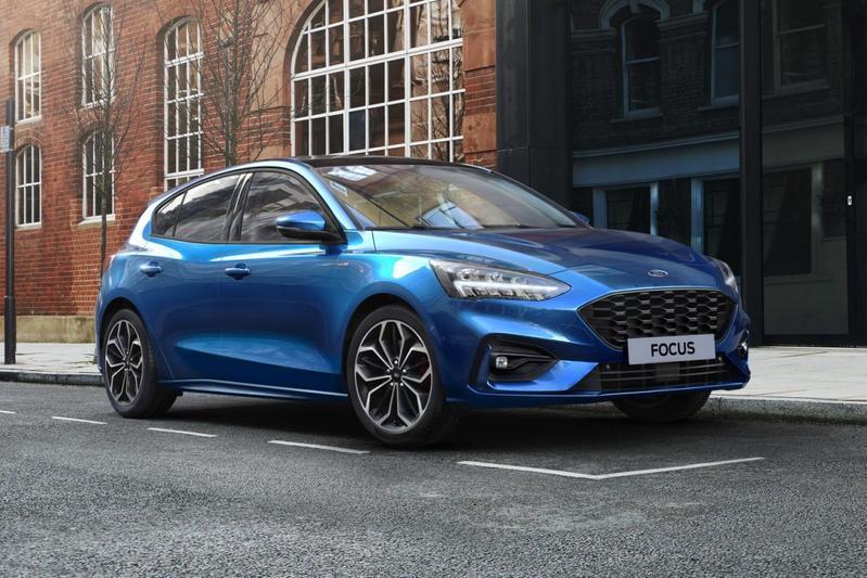 Ford Focus instrumentarium mild hybride