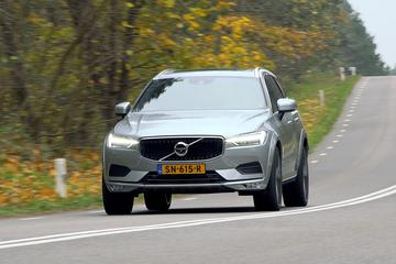 Volvo XC60 - Afscheid duurtest