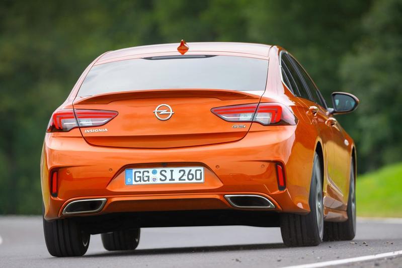 GSi-label Opel nadrukkelijk naast OPC