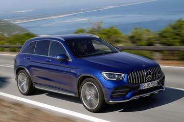 Mercedes-AMG brengt GLC en GLC Coupé 43 4Matic-versies terug