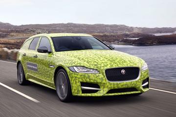 Jaguar laat XF Sportbrake zien