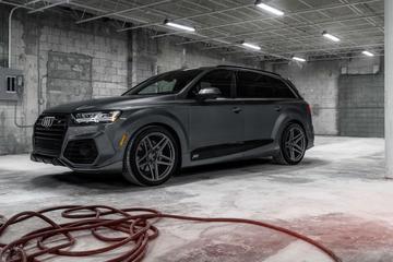 ABT limiteert Audi Q7