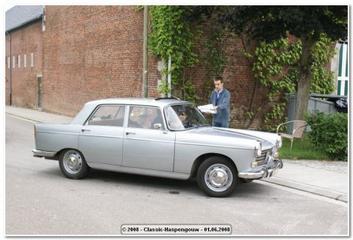 Peugeot 404 (1968)