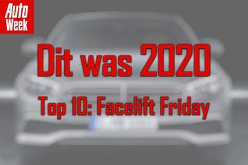 Top 10 van 2020: Facelift Friday