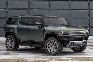 GMC Hummer EV SUV: nu zonder bak