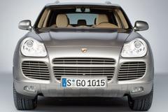 Facelift Friday: Porsche Cayenne