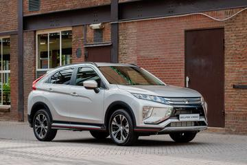 Volgestopt: Mitsubishi Eclipse Cross Intense S