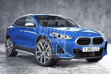 Blik to the Future: BMW X2