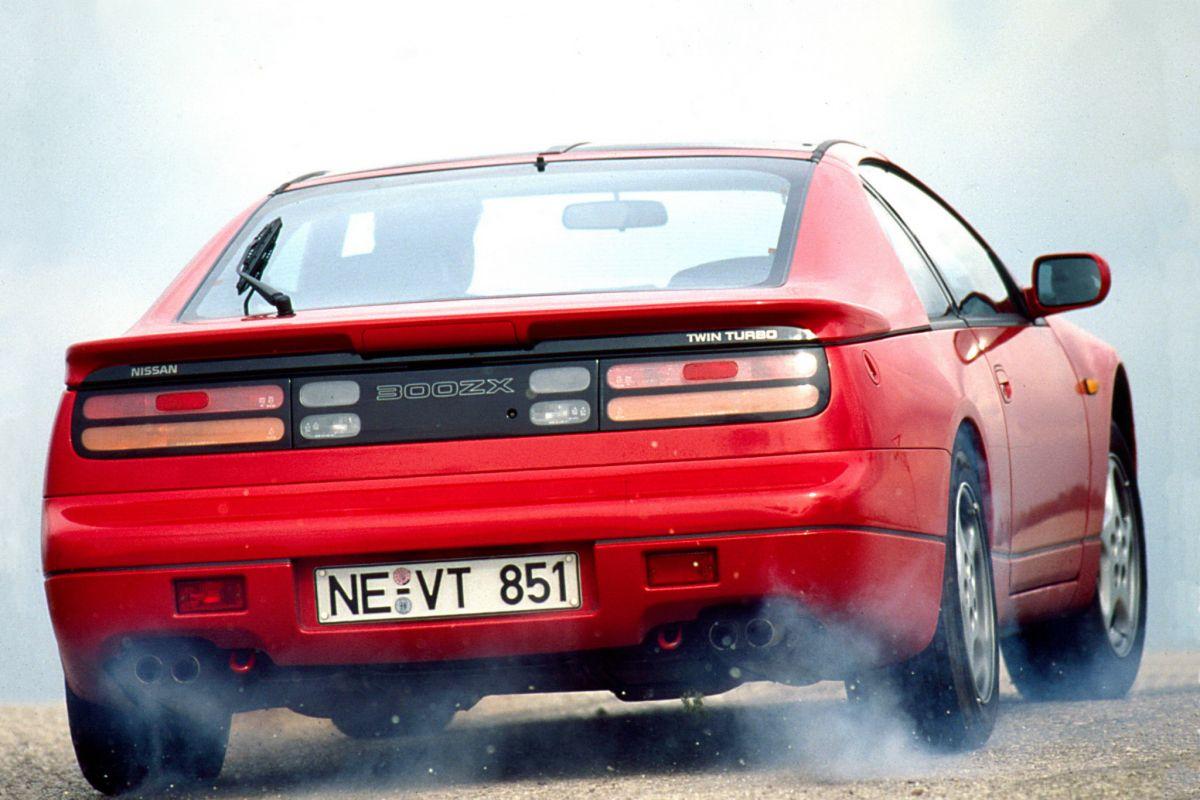 Nissan 240Z 260Z 280ZX 300ZX 350Z 370Z