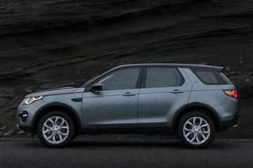 Grondige facelift Land Rover Disco' Sport op komst