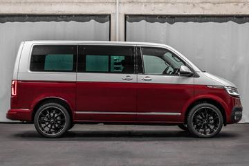 Abt onthult nieuwe onderdelen Volkswagen Transporter