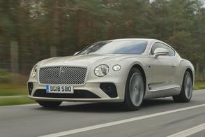 Bentley Continental GT – Rij-impressie