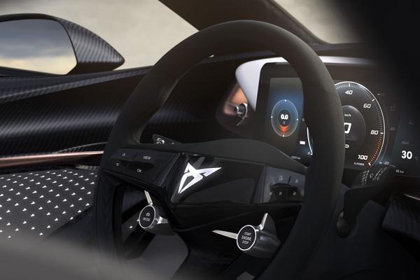 Cupra toont binnenkant nieuwe concept-car