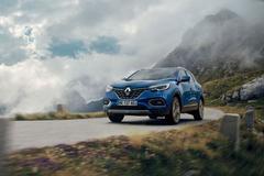 Renault Kadjar onder het mes
